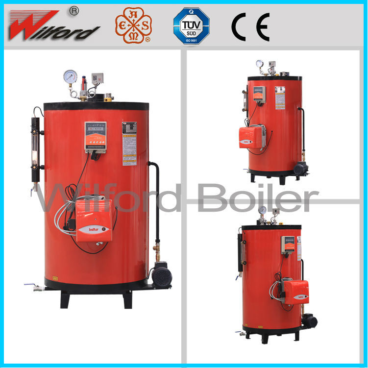 Steam Boiler: Steam Boiler Natural Gas Consumption