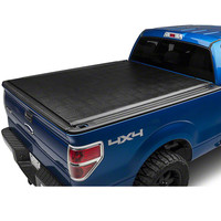 Ksc Auto Hot Sell Rolling Truck Bed Covers Roll Up Tonneau Cover For Gmc Sierra 2018 5.8 FT