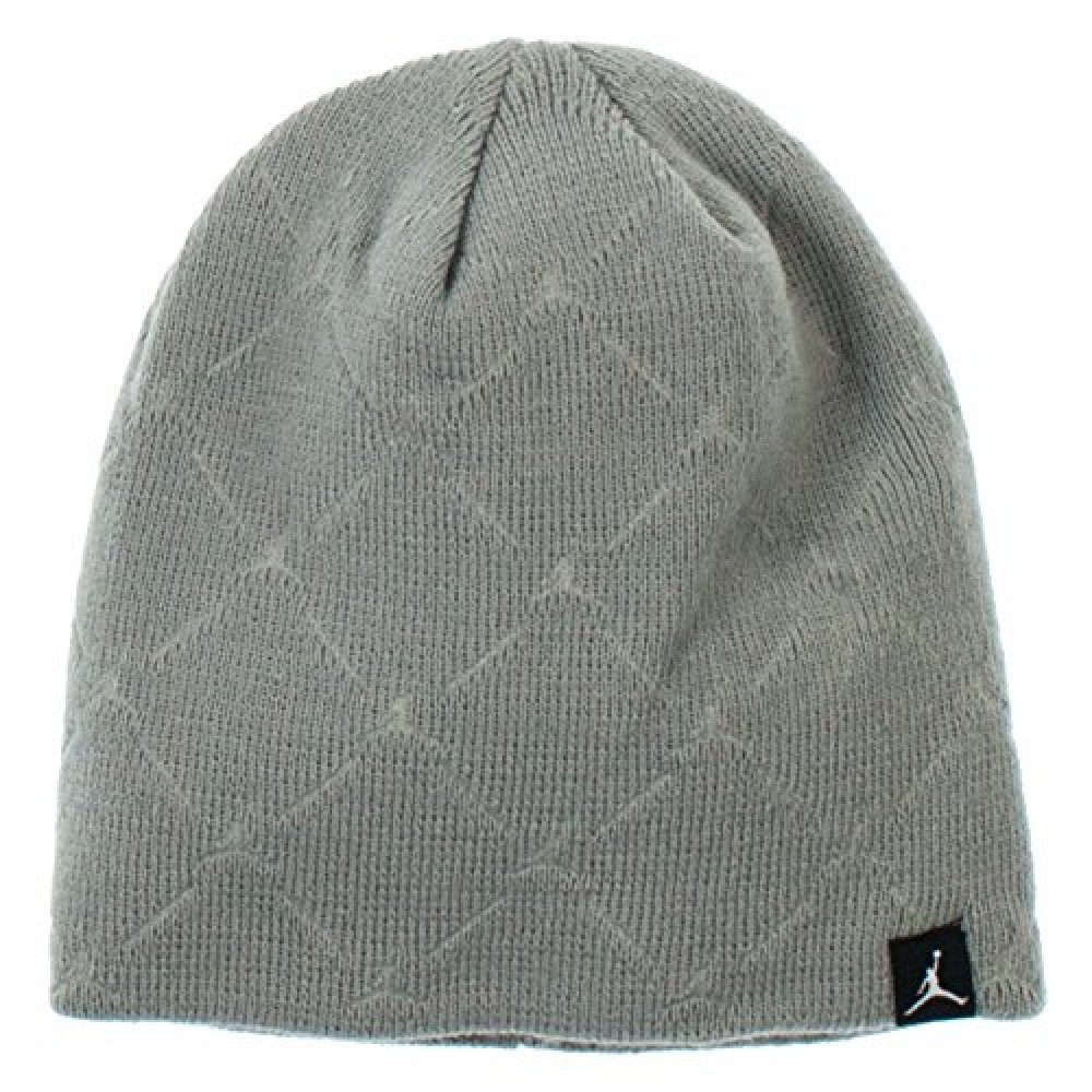 timeless design 2109b 2a5bf Get Quotations · Nike Jordan Jumpman 2 Boy s Hat Fits Size 4 7 Silver