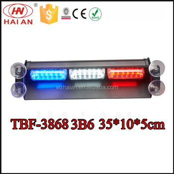 Durable window mounted deck dash light bar traffic emergency warning durable window mounted deck dash light bar traffic emergency warning caution light tbf 3868 3b6 mozeypictures Gallery