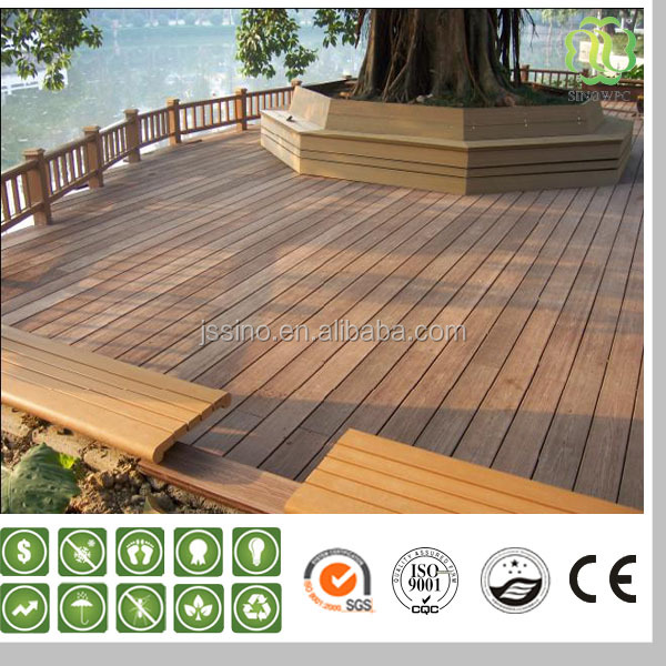 Manufactory Outdoor WPC <strong>Flooring</strong>,Waterproof Wpc Boardwalk Decking