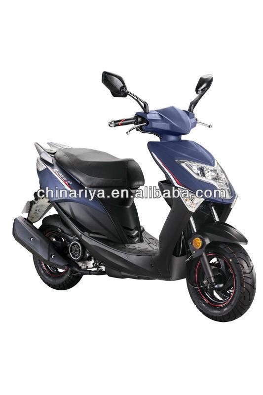 מגניב ביותר 2014 Global Eagle New Gas Scooter 50cc 4stroke For Sale - Buy LS-75