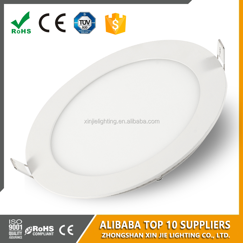 reasonable price 2700/6500k 3w to 24w round square ultra slim led panel light skd for Egypt market