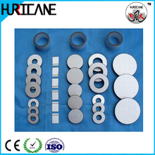 PZT Material PZT piezo ceramic ring piezoelectric ceramic disc