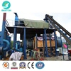 wood chip biomass recycling carbonization furnace retorts woodworking