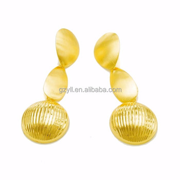 24116c736d854 Gold Jhumka Earrings Design With Price Stylish Earrings Young Leafs Girls  Latest Fashion Earrings - Buy Gold Jhumka Earrings Design With  Price,Stylish ...