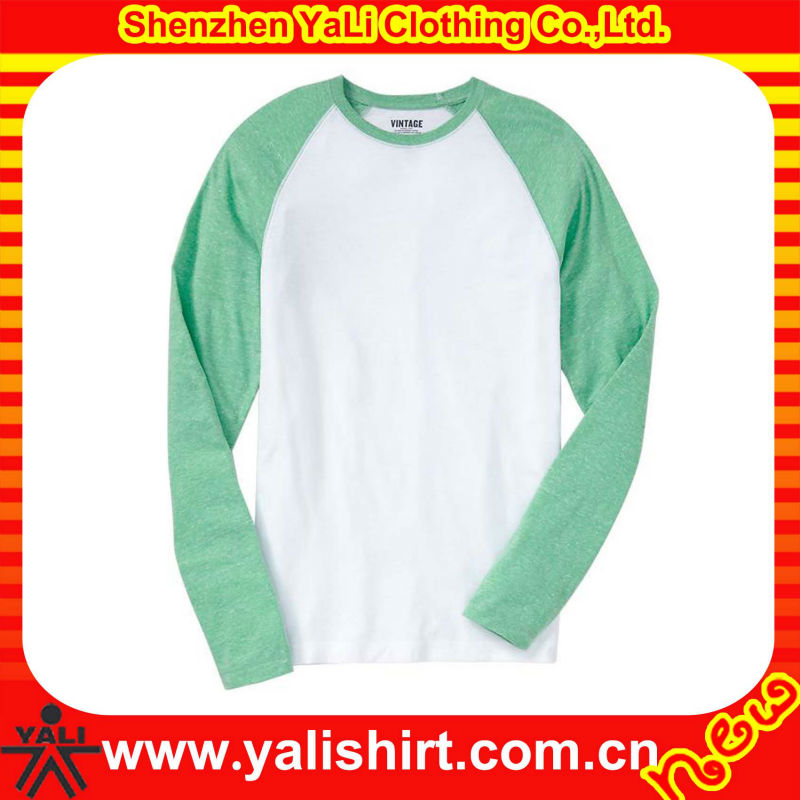 Two-color Long Sleeve T-shirt, Two-color Long Sleeve T-shirt ...