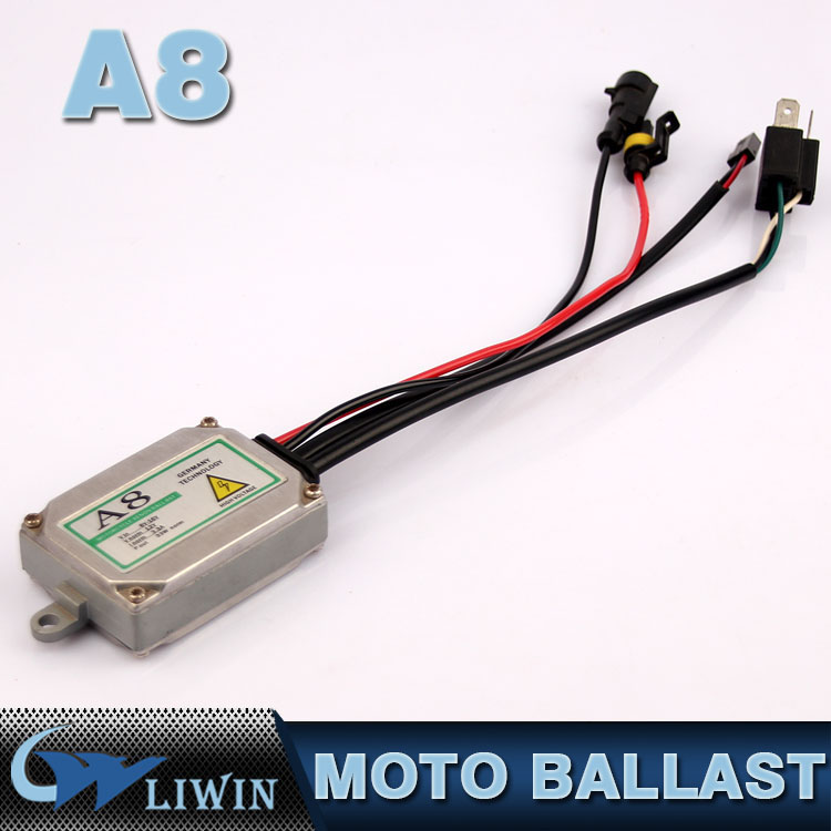 Wholesale Price Hot Selling Hid Ballast 35W 23kv 12V HID Xenon Headlight Kit Slim Ballast For Moto Car