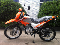 China top sale off road motorcycle 150cc 200cc with popular brazil style for fantastic racing