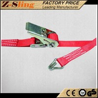 Z-Sling fashion design Mini Ratchet Tie Down and lifting sling CE&TUV Certificated