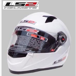 Подлинные LS2 FF358 мотоциклетный шлем гоночный шлем высококлассные всю зиму шлем защитный шлем / специальные S-XL