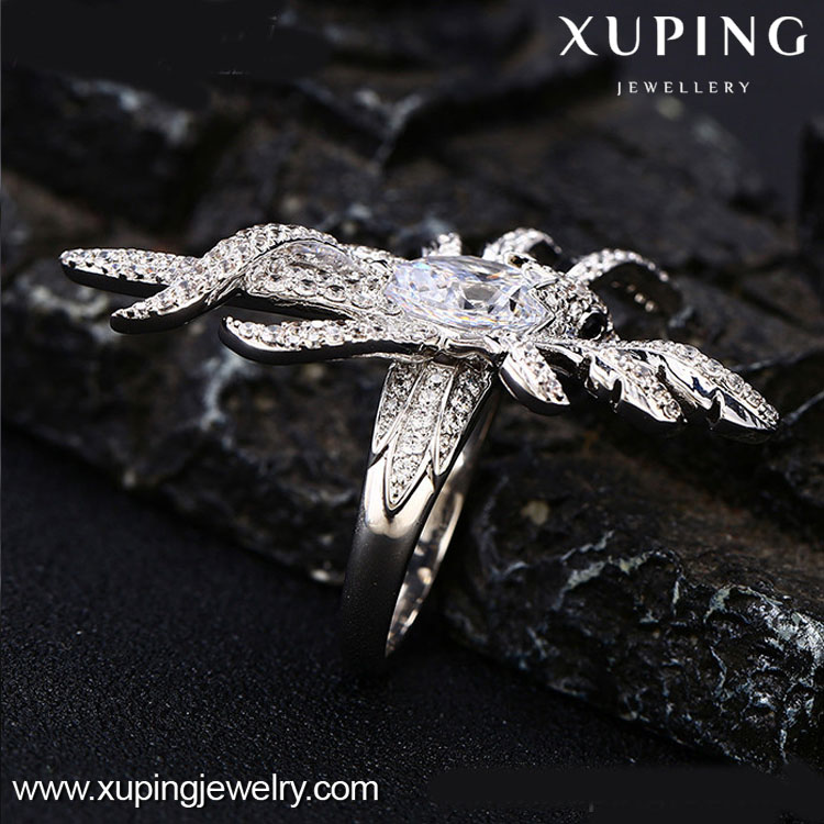 Hot sale best quality rhodium gold color fashion jewellery