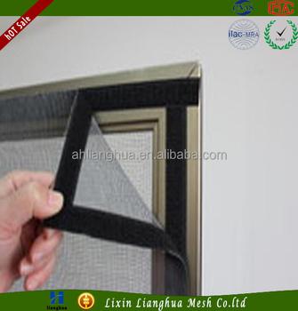 Professionnel Bricolage Fenêtre Moustiquaire Magnétique Fabricant