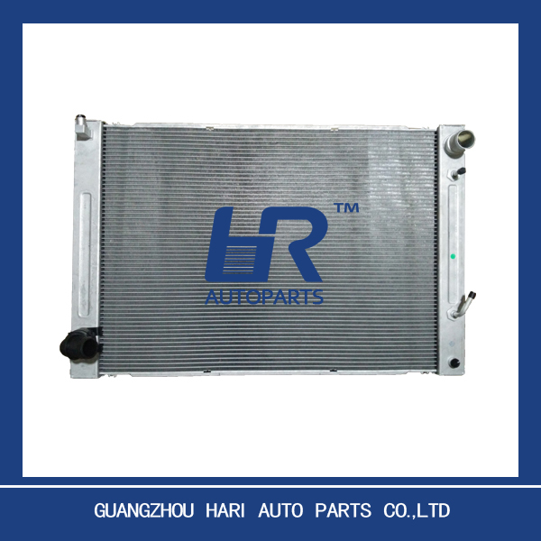 Hot sale full aluminum auto radiator for NISSAN INFINITI G37 DPI:13004
