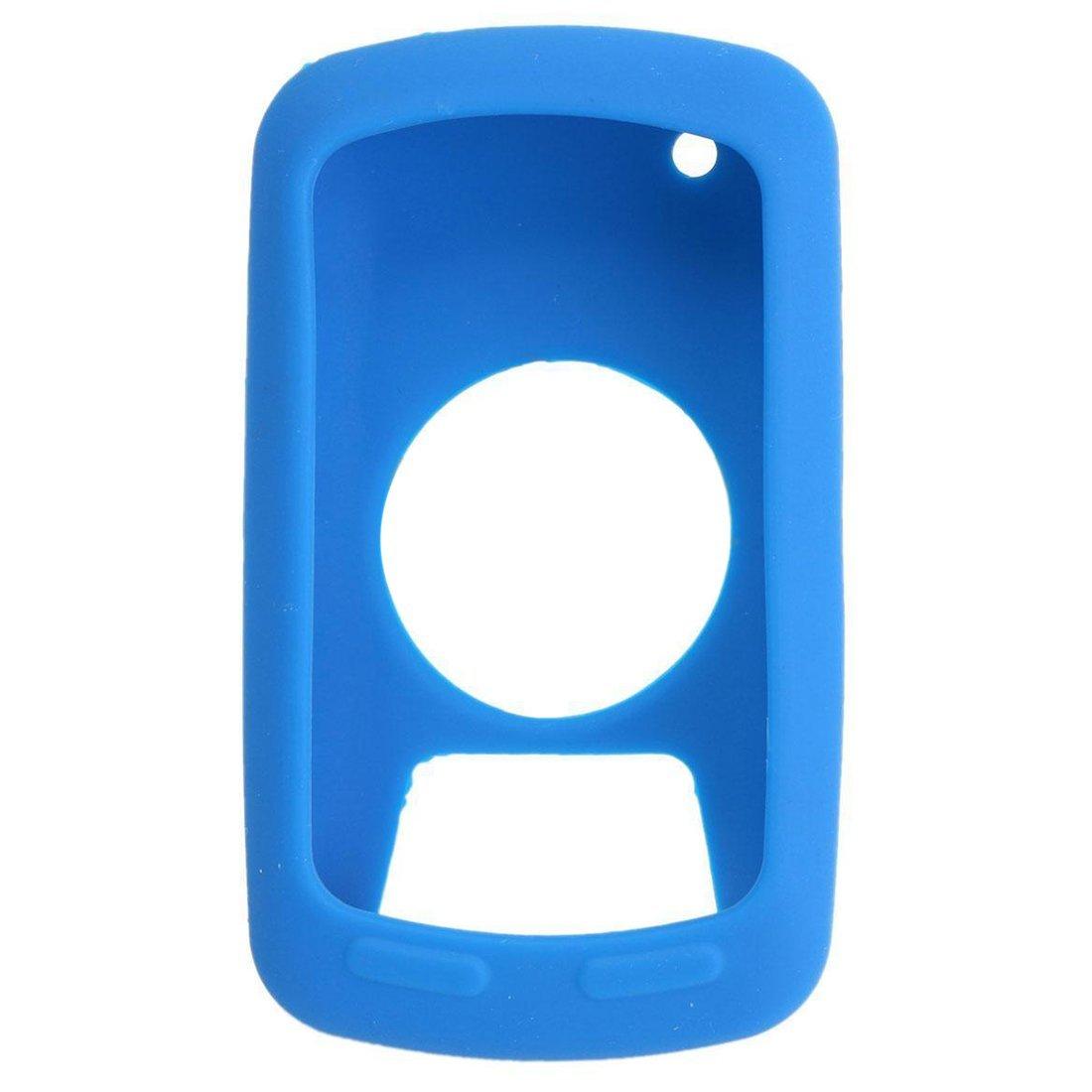 Protective Case - TOOGOO(R)Silicone Bag Protective Case Cover Shell for Garmin 800 810 Edge Color: Blue