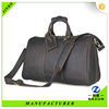 Hot sales new design navy brown fashion genuine leather fashion tote bag