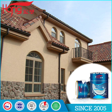 Last super alkali resistance colorful texture paint for exterior wall