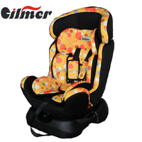 4 Recling positions children's car seat leader seat cover for car