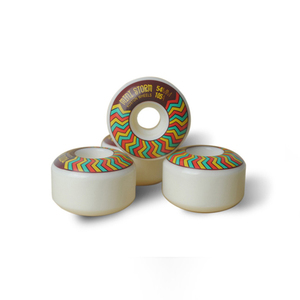 High performance 54mm 80% rebound PU Skateboard Wheels for skateboard