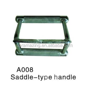 f04c2eb39b5ee8 Accessoires voor lichaam fit type fitnessapparatuur onderdelen zadel- type  stalen handgreep a008