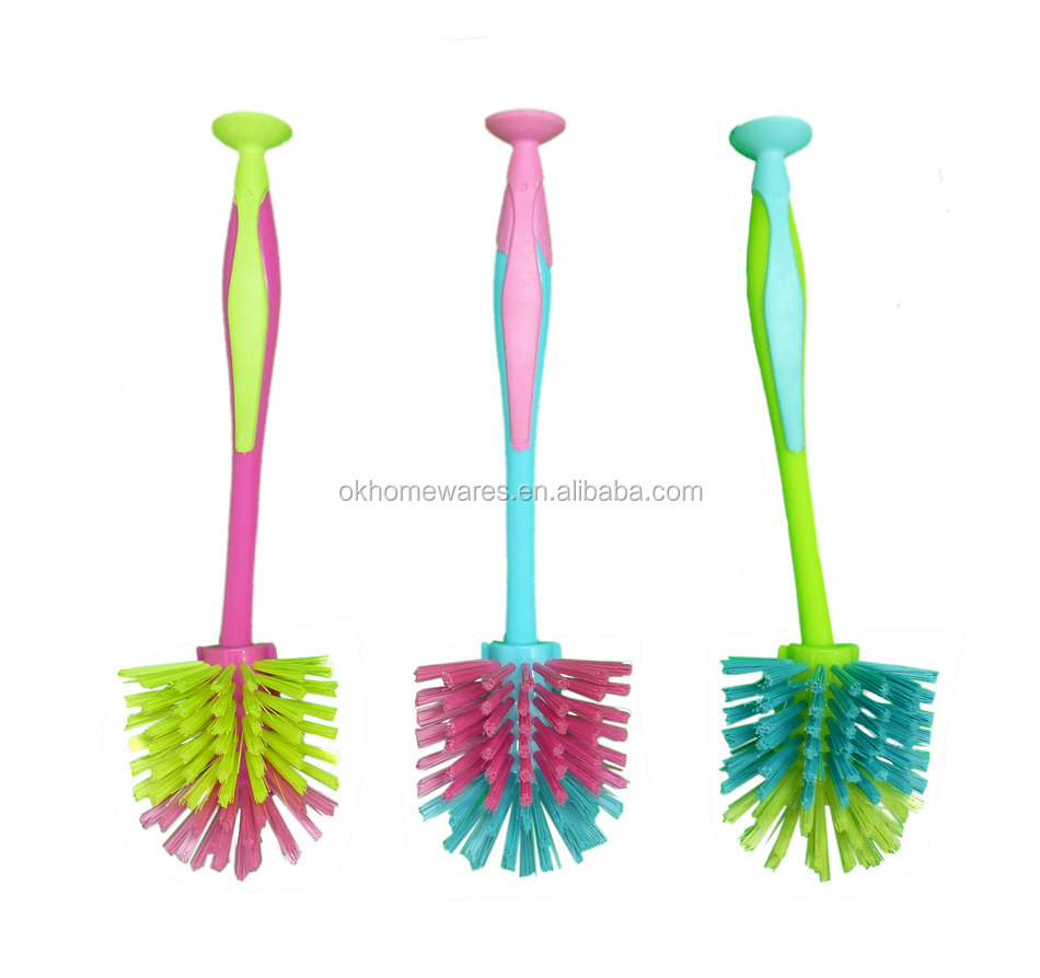Suction Cup Dish Brush, Suction Cup Dish Brush Suppliers And Manufacturers  At Alibaba.com