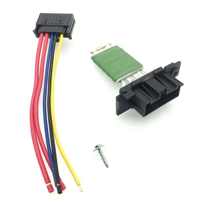 Calentador Soplador Resistencia + Cableado Loom Arnés 95508692 Para on