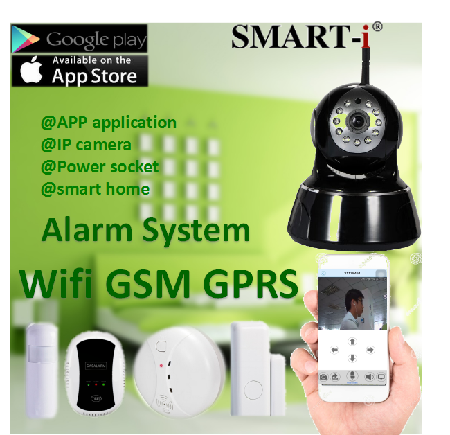 Shenzhen Smart-i Alarm System Home Security Suppliers With Free ...