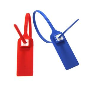 Self-locking Hose Ties Seal Passive RFID Cable Tie Tag