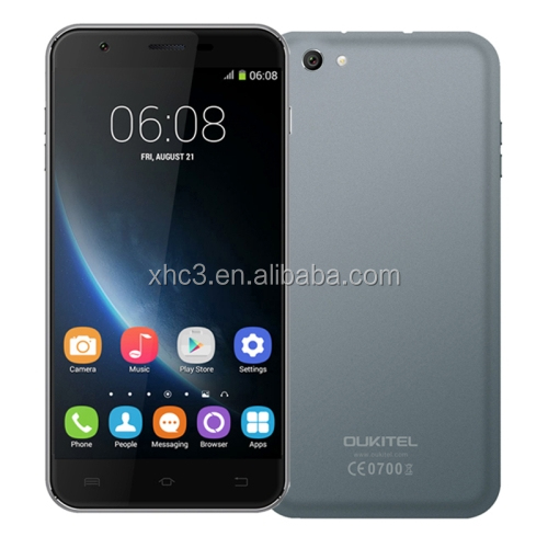 oukitel U7 Pro android 5.1 3G Smartphone MT6580 Quad Core dual standby mobile phone Large battery Capacity OTG cellphone