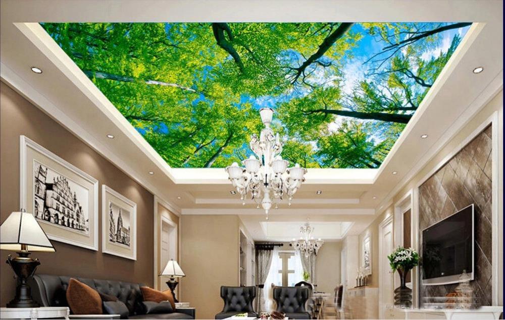 wallpaper ceilings related keywords - photo #8