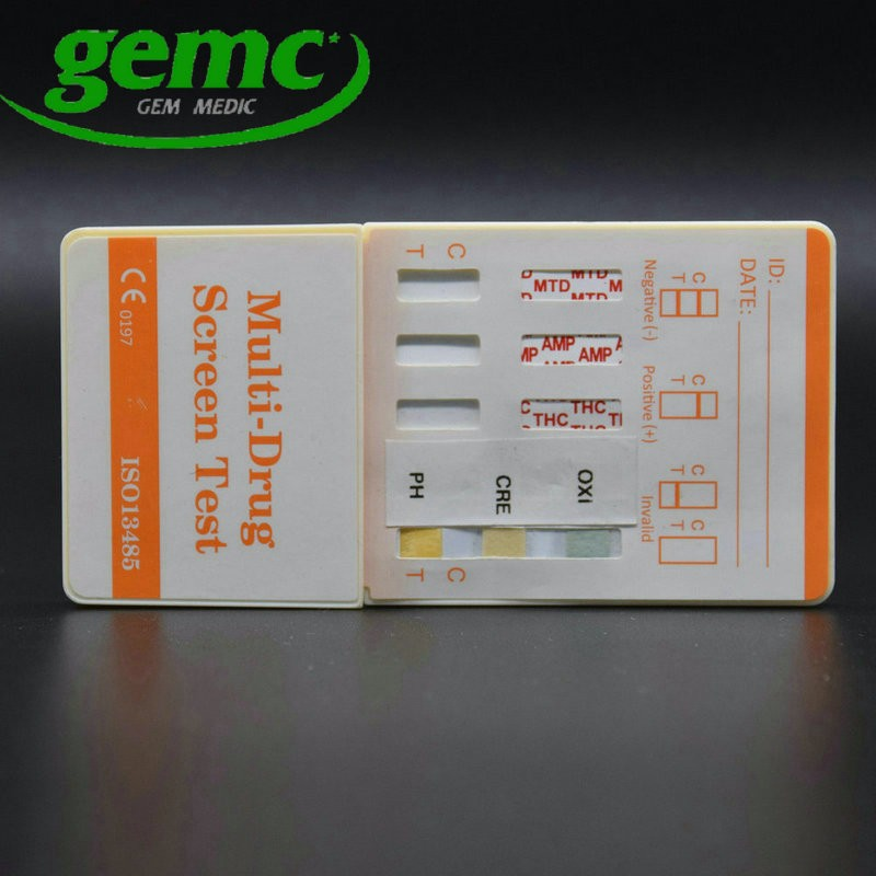 Medical Buprenorphine BUP Rapid Diagnostic Drug Test