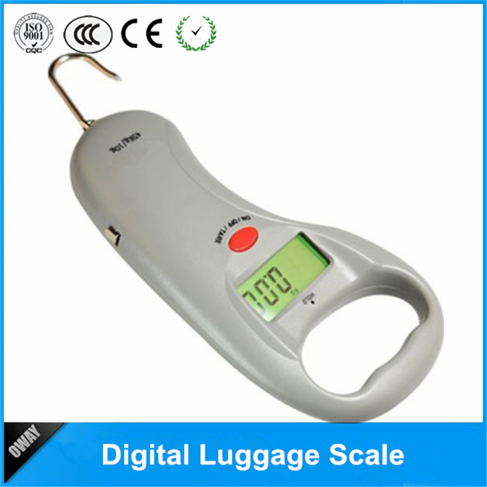 Fashional hanging weighing cheap digital luggage scale