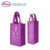 Factory Price Single Double or Customized Wine Bottle Bags Gift Bag