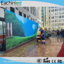 pixel pitch 6mm outdoor led rental display