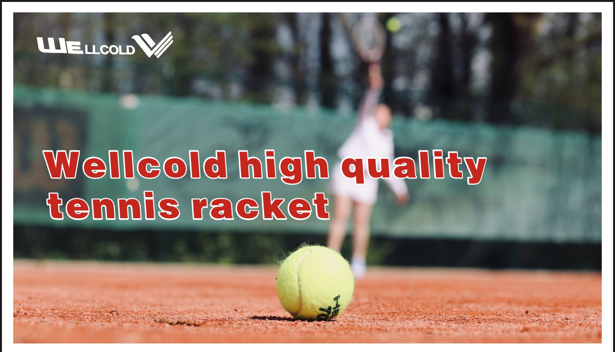 Wholesale cheap light weight tennis racket graphite from manufacturer