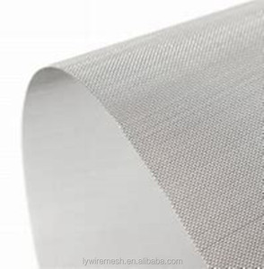 300 400 - 500 Micron Magnetic SS 410 430 Stainless Steel Metal Wire Cloth Mesh