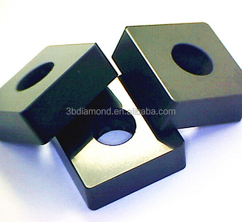 solid CBN inserts for machining cast iron,hardened steels,RNMN/RNGN