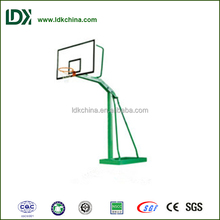 Fitness and recreational facility portable basketball stand for sale