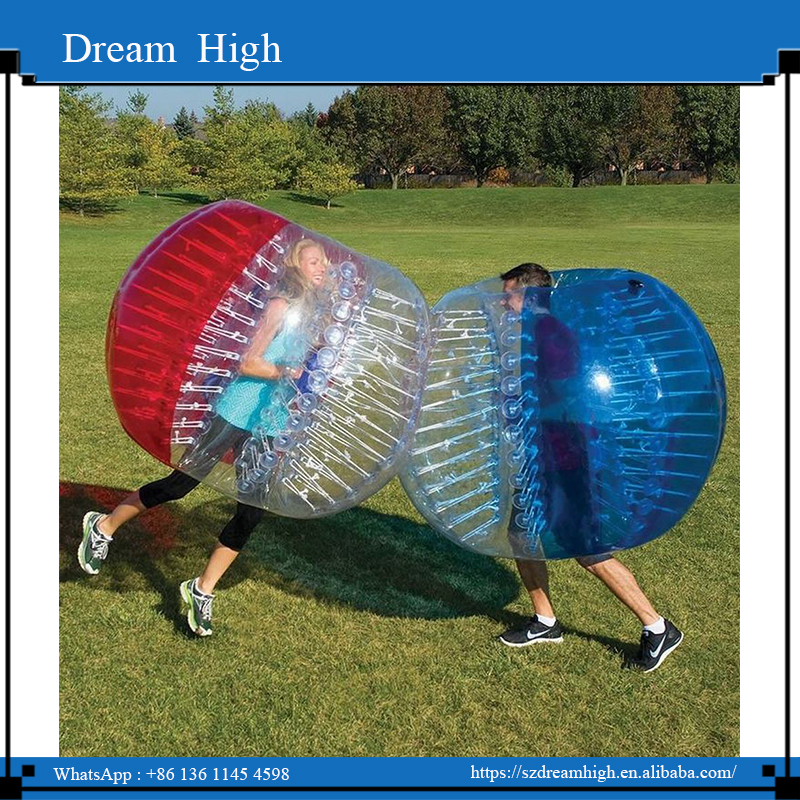 New product soccer bubble / bubble football / inflatable bumper ball for adult