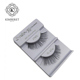 Wholesale creme eyelashes human hair eyelash 747
