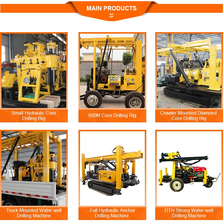 Bore well drilling machine price130m mt 130y used water well bore well drilling machine price 130m mt 130y used water well drilling rigs for sciox Choice Image