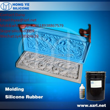 Liquid silicone wax For Gypsums Statues Mold Making