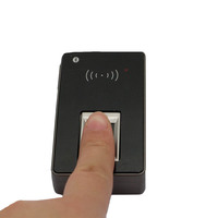 SFT wireless Android Bluetooth Fingerprint Scanner with big Capacitive Fingerprint Sensor, NFC support