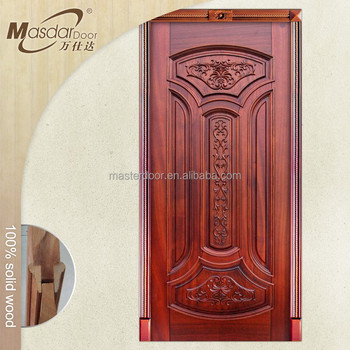 Kerala house teak wood main front door designs buy teak wood main door designs front door - Arch main door designs ...