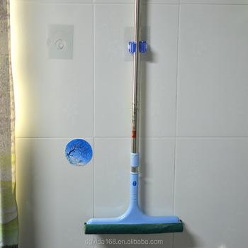 Bathroom Accessories Magic Plastic Mop Handle Holder Buy Magic