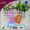 China supplier hot sale jelly luggage tags