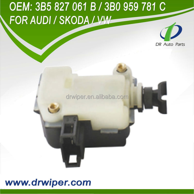 VW TRANSPORTER T5 CARAVELLE SKODA SUPERB Tailgate Central Locking Actuator Motor 3B0 959 781 C 3B5 827 061 B 3B5827061B