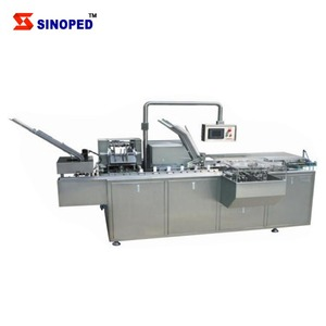 vials automatic cartoning machine for ampoule
