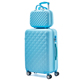 Waterproof bags travel bags luggage with retractable wheels
