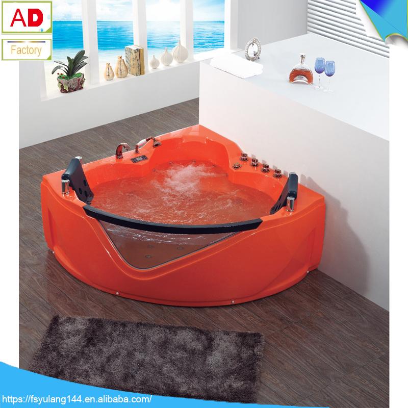 ANDI Brand glass massage whirlpool hot tub